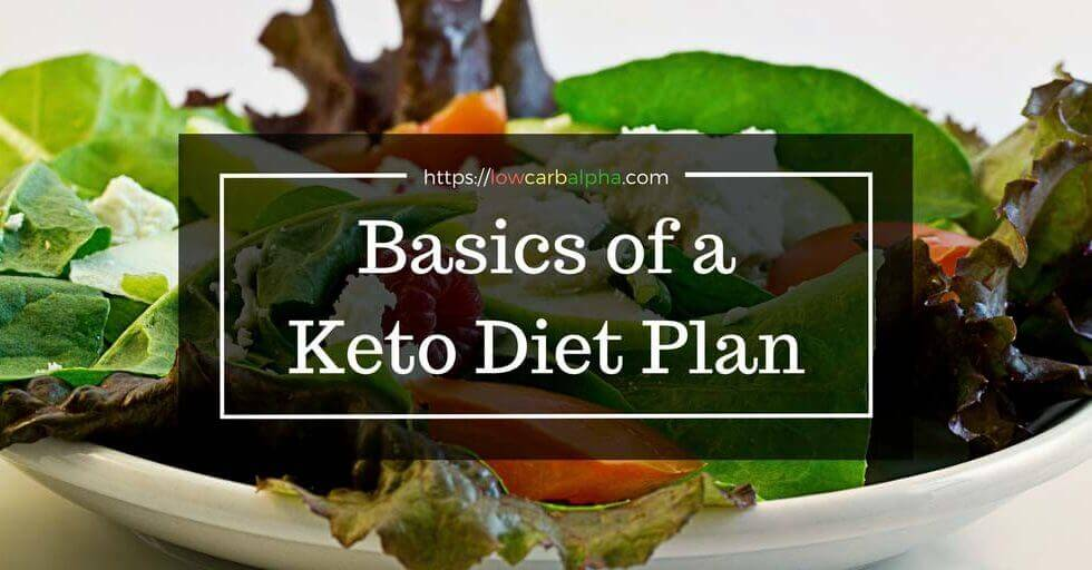 Basics of a Keto Diet Plan