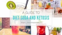 Diet Soda and a Ketogenic Diet – Can you Drink it in Ketosis?