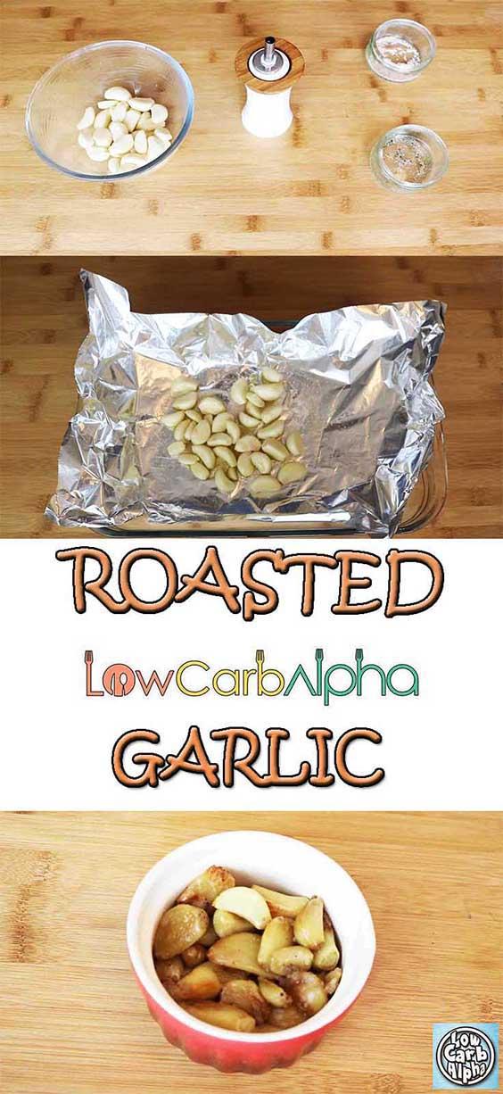 How to make Roasted Garlic Recipe