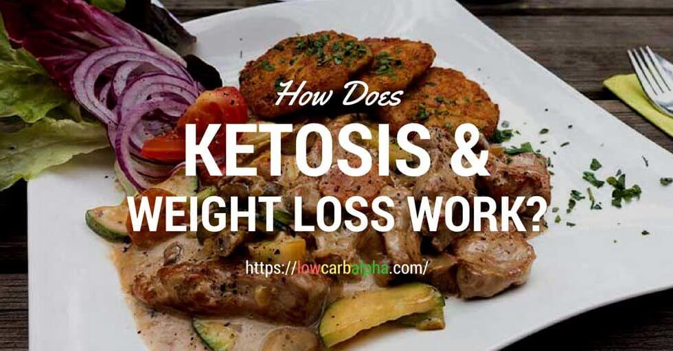 How Does Ketosis Weight Loss Work