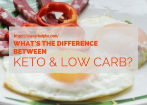 Is Keto and Low Carb the same – Which is best for you?