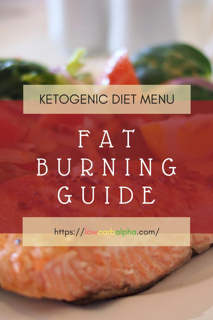 Ketogenic Diet Menu For Weight Loss