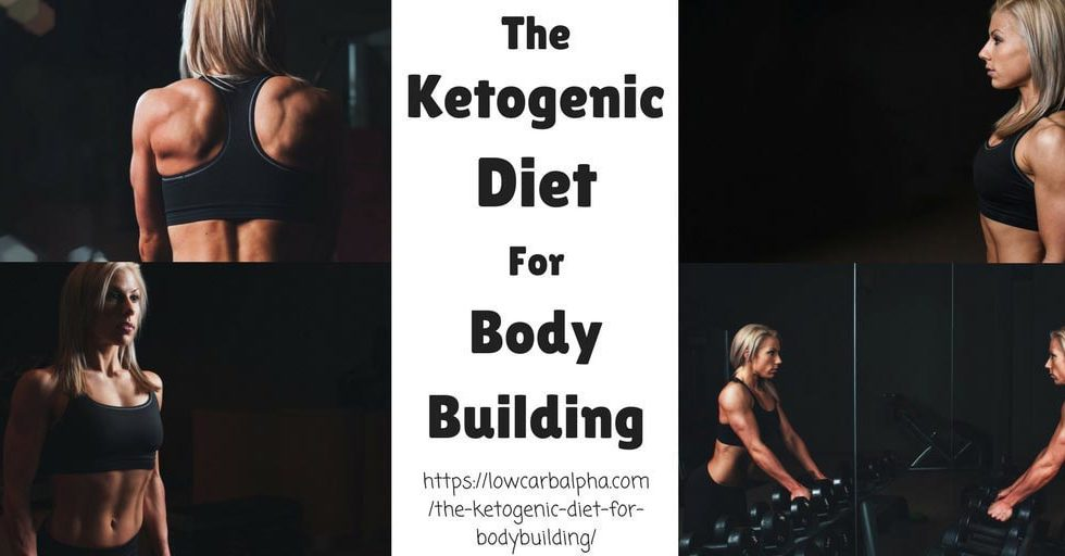Ketogenic Diet for Bodybuilding
