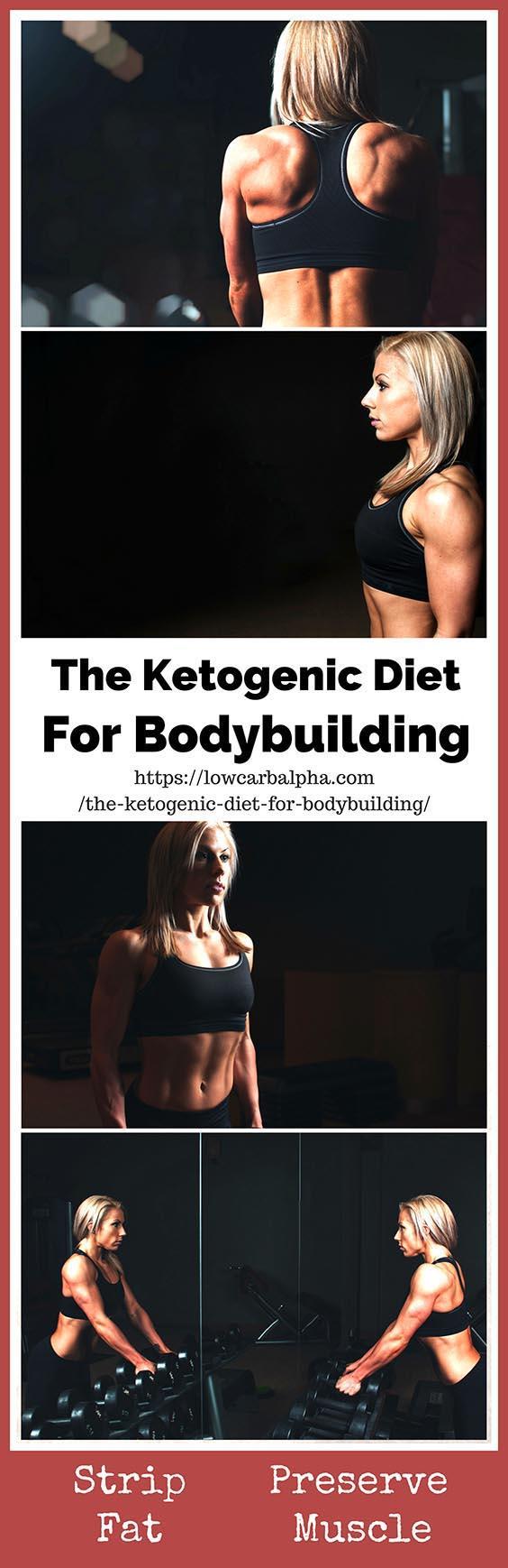 Ketogenic Diet for Bodybuilding