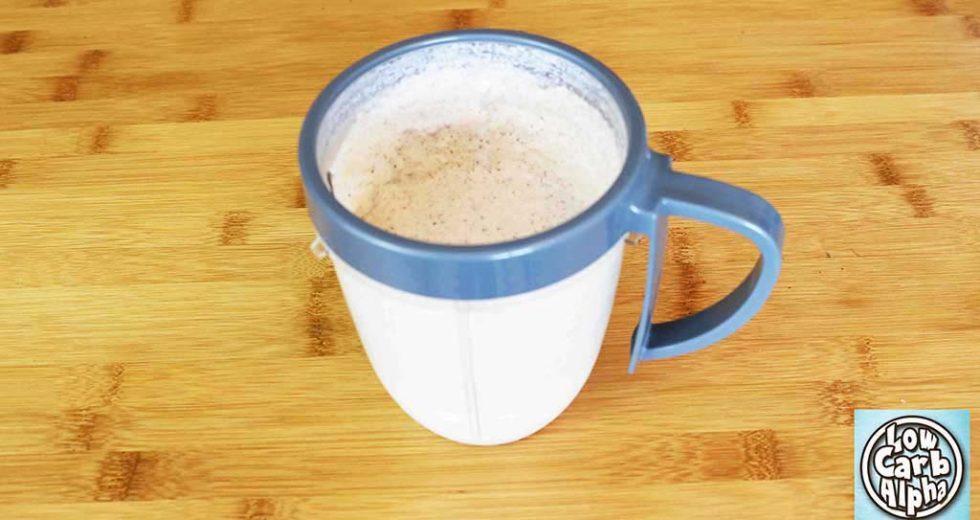 Keto Almond Vanilla Protein Shake – Ketogenic Diet Recipes