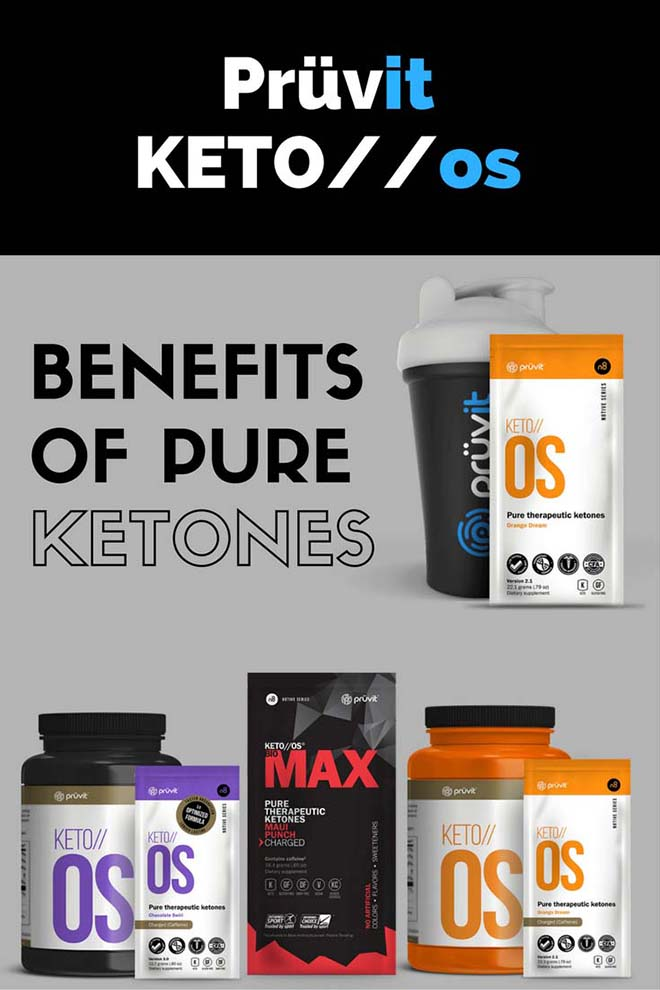 Pruvit Keto OS Review Benefits of Ketones with Prüvit