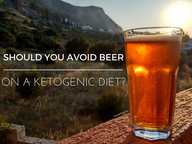 Can you drink beer on keto