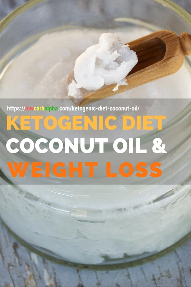 Ketogenic Diet Coconut Oil & Weight Loss