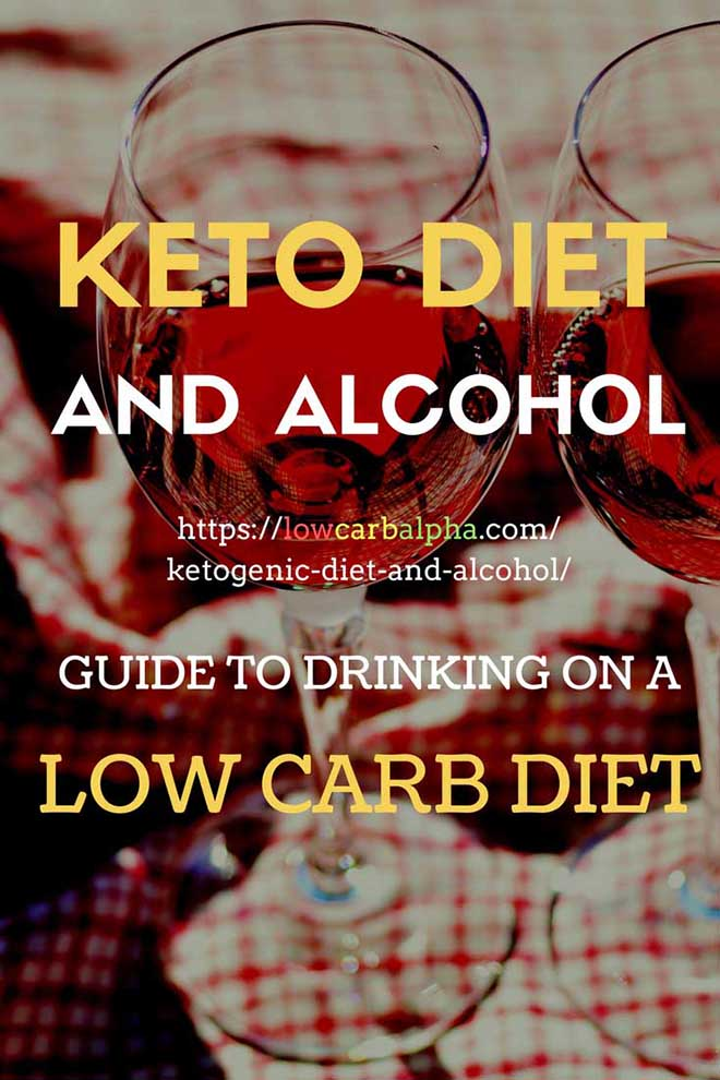 Keto diet and alcohol guide