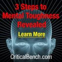3 Steps to mental toughness revealed