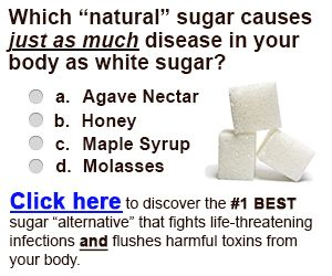 Honey Phenomenon natural sugar that causes disease