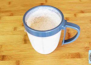 Keto Almond Vanilla Protein Shake