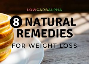8 Natural Home Remedies for Weight Loss