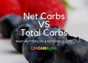 Net Carbs vs Total Carbs and What Counts On Keto