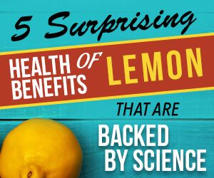 Surprising Health Benefits Of Lemons