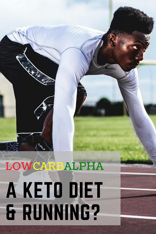 A keto diet and running #lowcarb #keto #LCHF #lowcarbalpha