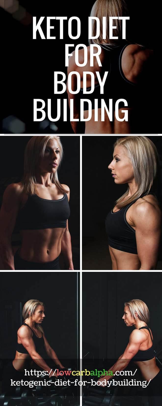 Keto Diet for Bodybuilding #lowcarb #keto #LCHF #lowcarbalpha
