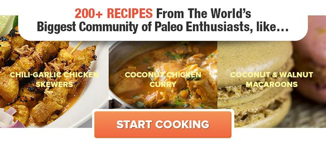 200+ tasty paleo recipes