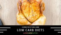Low Carb Diets and Constipation