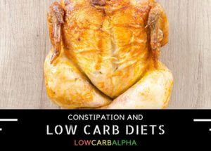 how to avoid constipation on low carb diet