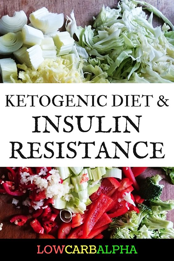 How a ketogenic diet helps with insulin resistance #keto #lowcarb #LCHF #lowcarbalpha