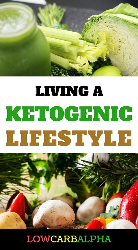 How To Live A Ketogenic Diet Lifestyle