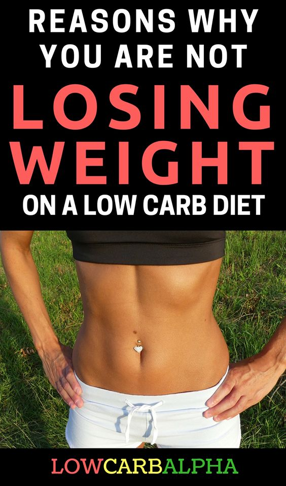 Reasons why you are not losing weight on a low carb diet #lowcarb #weightloss #fatloss #lowcarbalpha