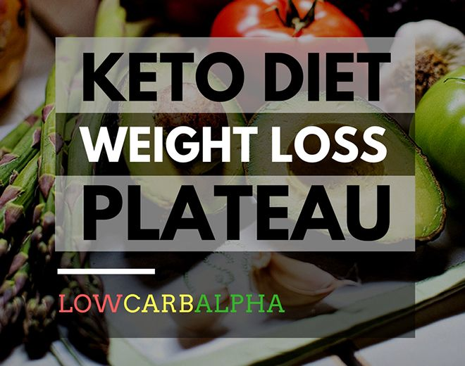 10 Ways to Break a Weight Loss Plateau on a Ketogenic Diet