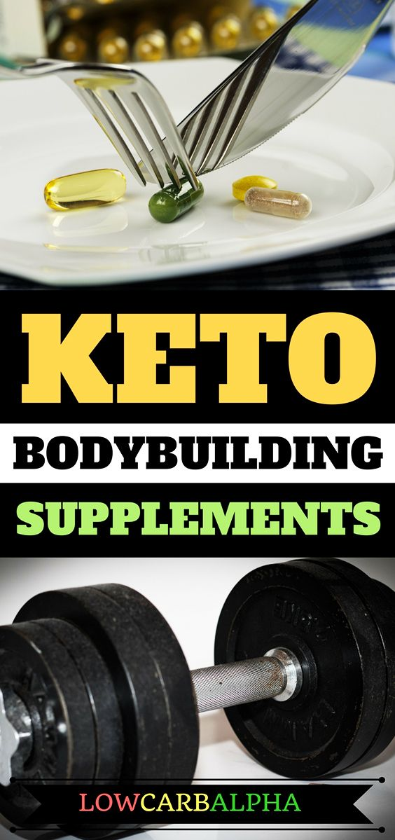 Bodybuilding supplements to take on a ketogenic diet #lowcarb #keto #LCHF #lowcarbalpha