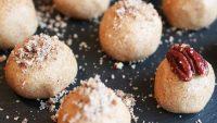 No Bake Low Carb Peanut Butter Balls