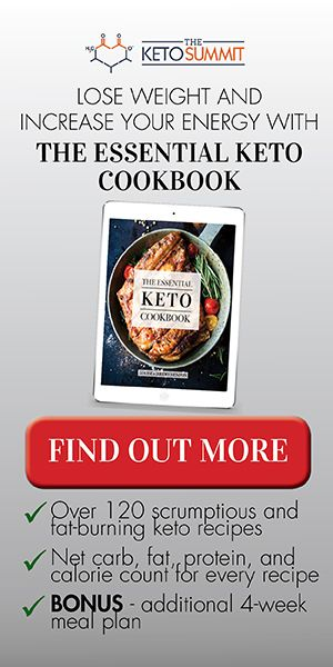 Essential keto cookbook recipes
