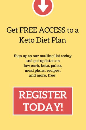 free access to a keto diet plan
