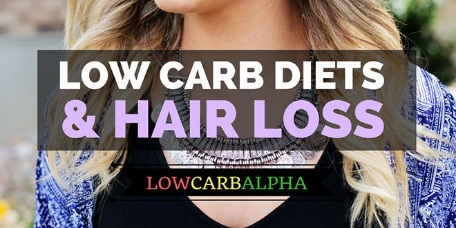 Can Low Carb or Ketogenic Diets Cause Hair Loss?