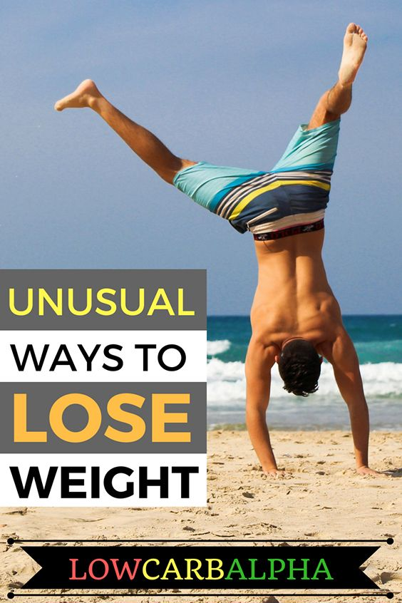 Unusual Ways To Lose Weight #health #nutrition #loseweight #lowcarbalpha