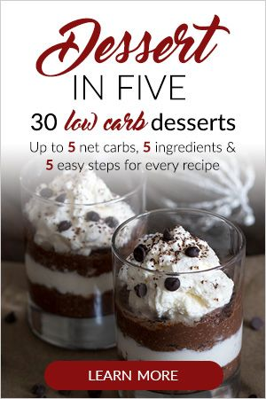 Dessert In Five Meal Plans