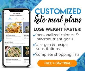 keto custom meal plans learn more