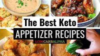 Best Keto Appetizer Recipes